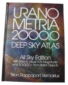 uranometria 2000.0