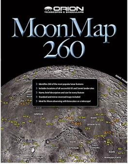 Moon Map 260