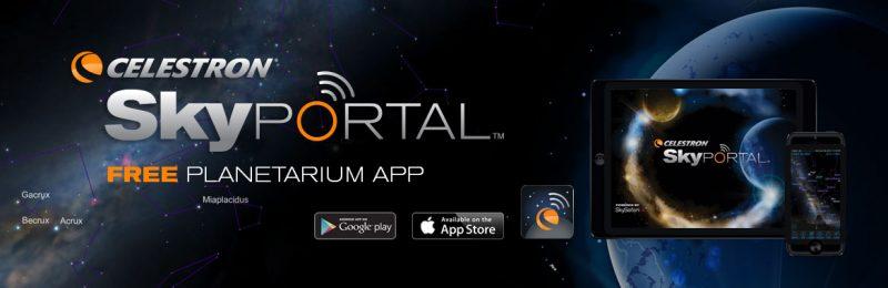 Sky Portal Banner