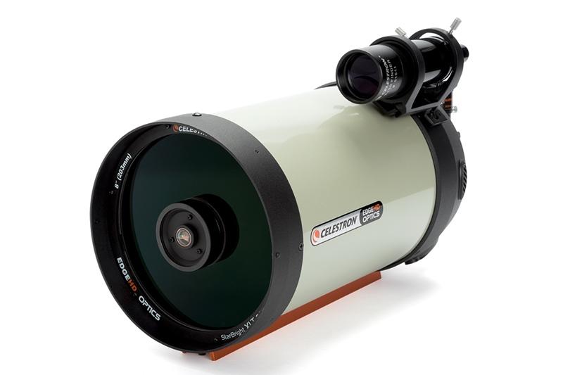 Teleskop express celestron c schmidt cassegrain ota mit