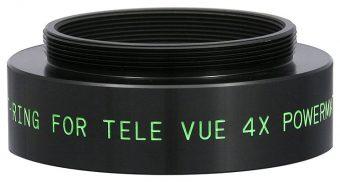 4x Powermate T-Ring Adapter