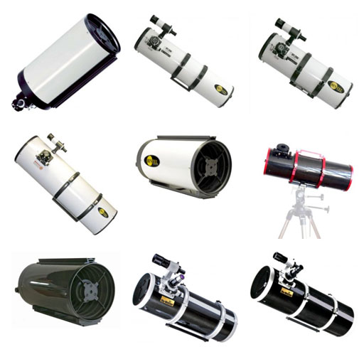Astrograph Telescopes