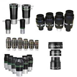 Eyepieces and Barlows