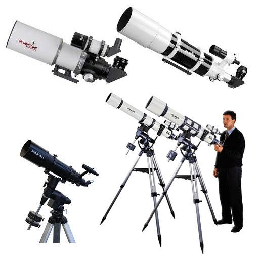 Premium Refractor Telescopes