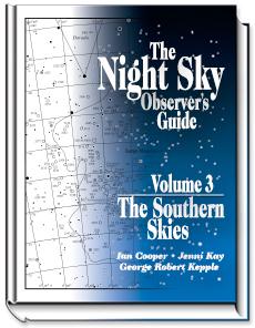 Night Sky Observers Guide Vol 3