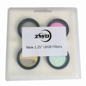ZWO L-RGB Filter Set