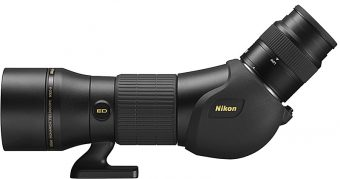 Nikon Monarch ED Fieldscope 60