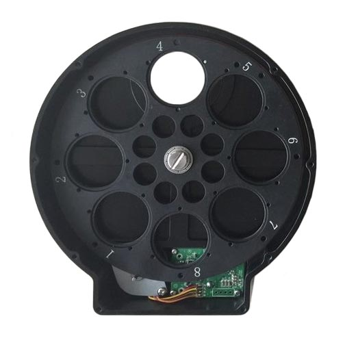Filter Wheels & Imaging Filters