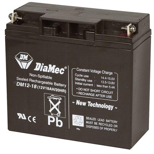 12v 18ah Battery >> Bintel 12v 18ah Battery