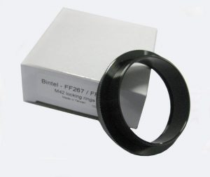 Bintel T-Thread Spacer with Locking Ring