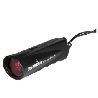 Skywatcher Dual Beam Red-White LED Torch