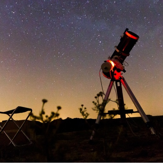 Computerised Telescopes