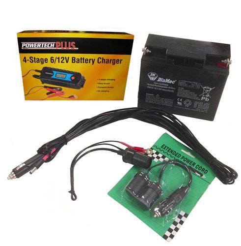 Bintel 12V DC Solution