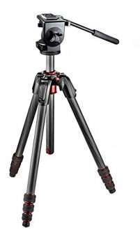 Manfrotto 190 Go Black - 128RC Kit
