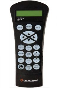 Celestron NexStar+ Hand Control - EQ