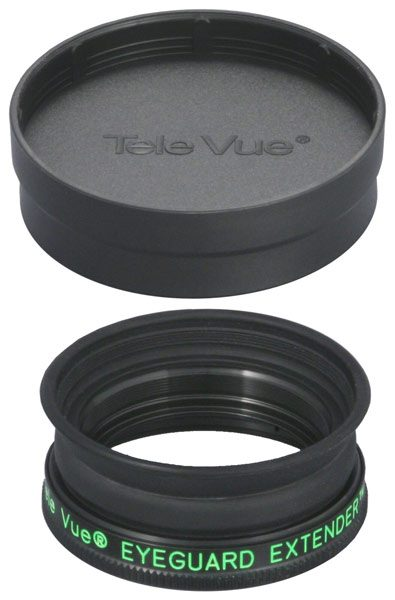 Tele Vue Eyeguard Extender, Twist-on Style