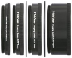 Tele Vue Spacer Ring Set of 6