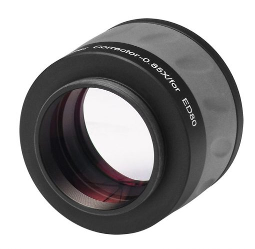Orion 0.85x Focal Reducer for ED80 Refractor