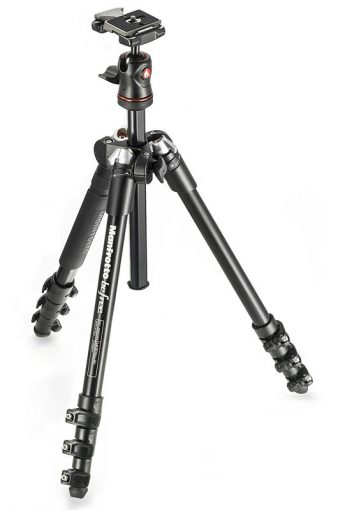 Manfrotto BeFree Travel Tripod with Ball Head