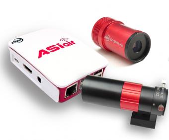 ASIAIR + ASI120MM Mini+30F4 Kit