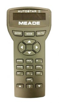 Meade AutoStar II Handbox