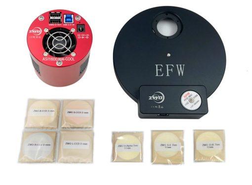 ZWO 1600MM Pro Kit2