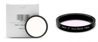 ZWO Duo-Band Filter 2inch