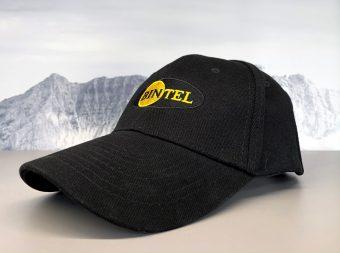 front fiew of Bintel logo hat