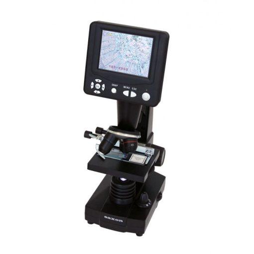 Saxon ScienceSmart LCD Digital