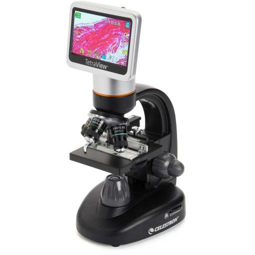 TETRAVIEW LCD DIGITAL MICROSCOPE
