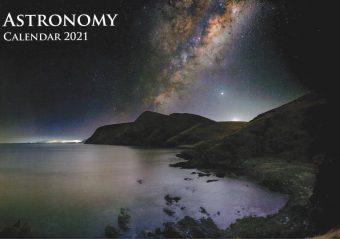Astronomy Calendar 2021