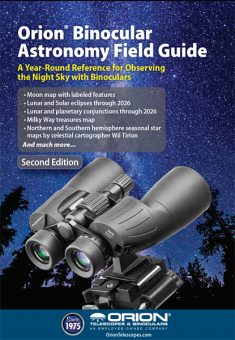 Binocular Astronomy Observing Guide