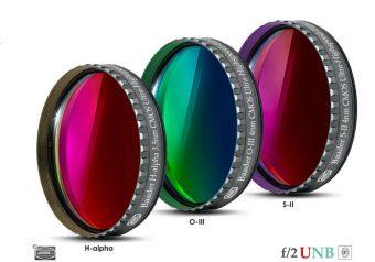 Baader 3.5 / 4nm f/2 Ultra-Highspeed-Filter-Set